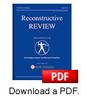 Reconstructive Review PDF
